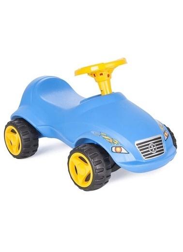 Pilsan Fast Car Ilk Arabam Pedalsız 07820 - Renk Seçenekli Renkli